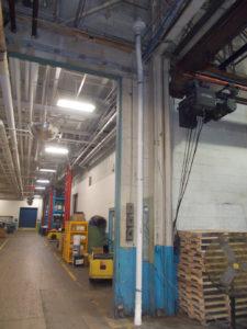 Commercial Vapor Intrusion Mitigation System