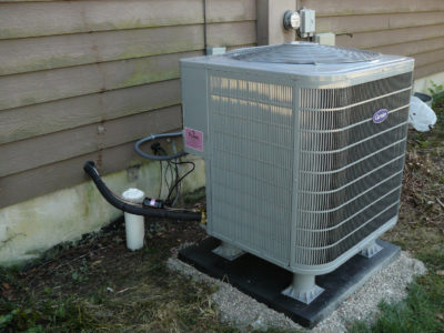 New Installation - Air Conditioner