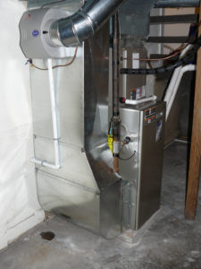 New Installation - Furnace with Humidifier