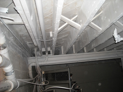 Mold Remediation - After